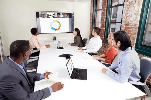 GoToRoom tekee kokoustilasta videoneuvotteluhuoneen